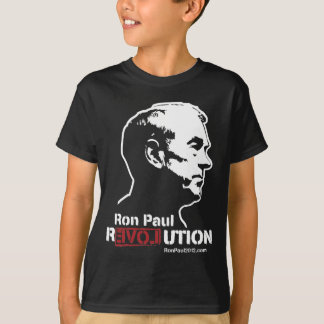 Ron Paul Revolutions-T - Shirt 2012