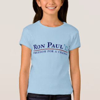 Ron Paul Shirt 2012