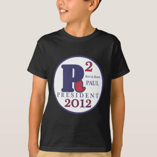 Ron/Rand Paul 2012 #2 T-Shirt