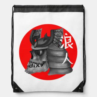 Ronin Samurai-Krieger Sportbeutel