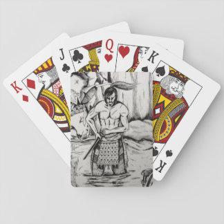 Ronin Samurais Spielkarten