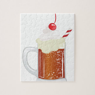 Root Beer-Floss Puzzle