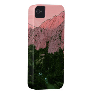 Rosa Berg Case-Mate iPhone 4 Hüllen