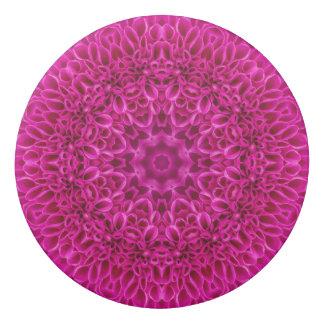 Rosa Blumen-Muster-Radiergummis, 2 Arten Radiergummi 1