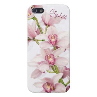 Rosa Cymbidium-Orchidee BlumeniPhone 5 Fall iPhone 5 Etui