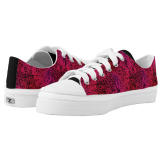 Rosa DNS Niedrig-geschnittene Sneaker
