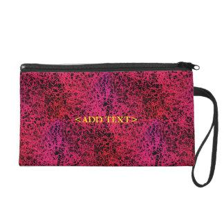 Rosa DNS Wristlet Handtasche