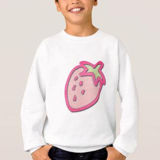 Rosa Erdbeere Sweatshirt