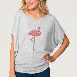 Rosa Flamingo T-Shirt
