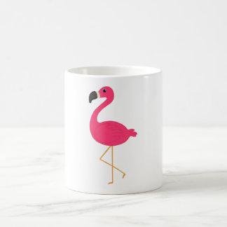 Rosa Flamingo Tasse
