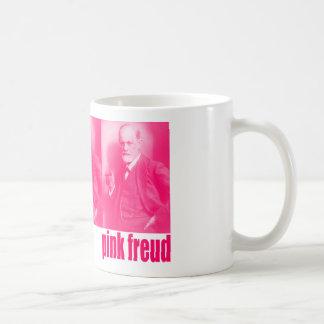 Rosa Freud Tee Tasse