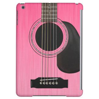 Rosa Gitarren-Auflage