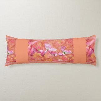 Rosa Hartriegel-Blüten-Mutterschafts-Kissen Seitenschläferkissen