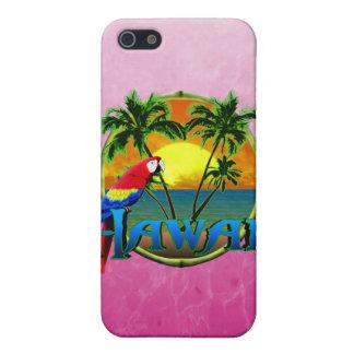 Rosa Hawaii-Sonnenuntergang iPhone 5 Case