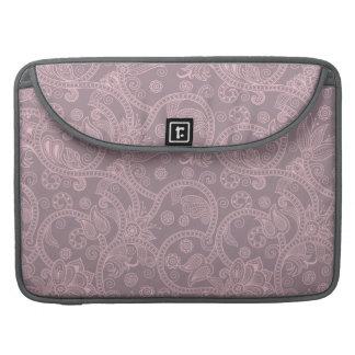 Rosa Hennastrauch 15 Macbook Prohülse MacBook Pro Sleeves