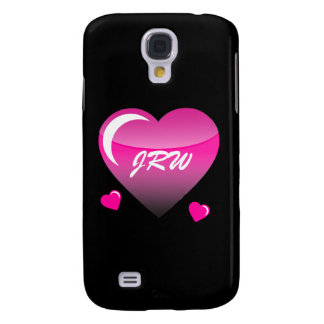 Rosa Herzen iPhone 3G Fall Galaxy S4 Hülle