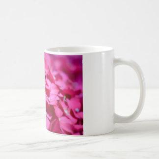 Rosa Kaffeetasse