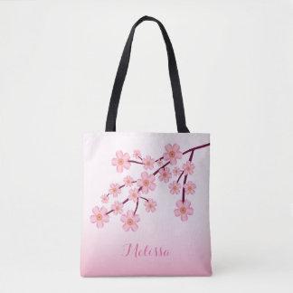 Rosa Kirschblüten-Kirschblüteblumenniederlassung