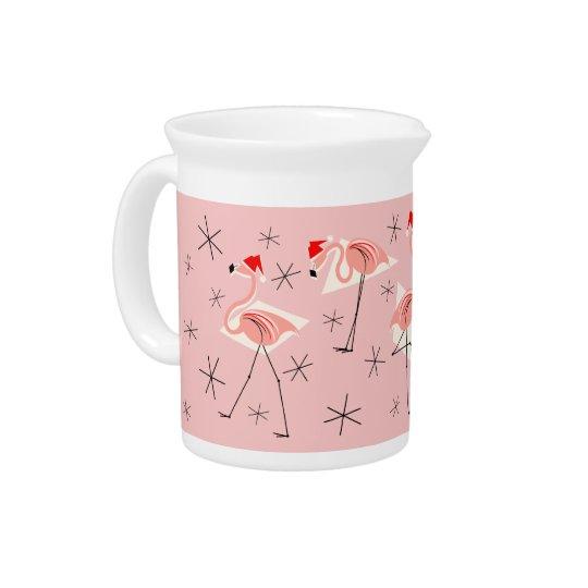 Rosa Krug Flamingo-Sankt