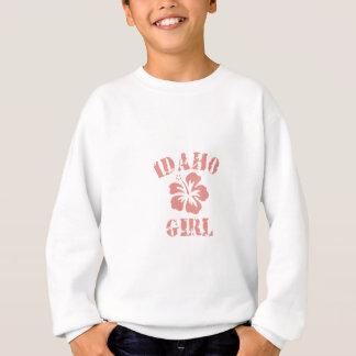 Rosa Mädchen Idahos Sweatshirt