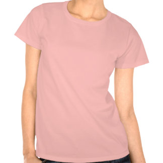 Rosa mattiertes Kuchen-T-Shirt