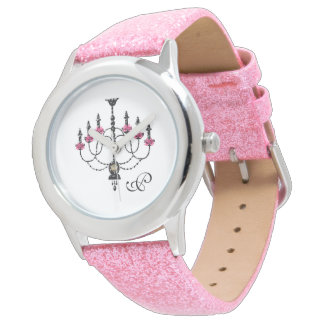 Rosa Paris-Silhouette Uhren