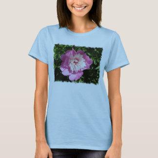 Rosa Pfingstrose T-Shirt
