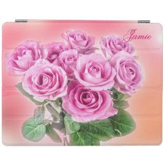 Rosa Rosen iPad Abdeckung iPad Hülle
