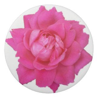 Rosa Rosen-runder Radiergummi Radiergummi 1