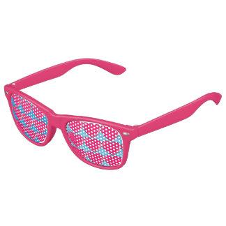 Rosa scherzt Party-Schatten Sonnenbrille