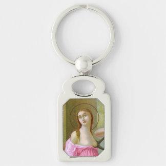 Rosa St. Agatha (M 003) Schlüsselanhänger
