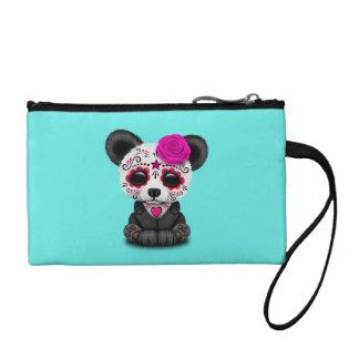 Rosa Tag des toten Pandas CUB Kleingeldbörse