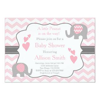 elefant babyparty einladungen | zazzle.at, Einladung