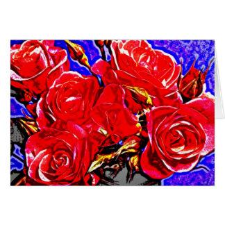 Rose 23 karte
