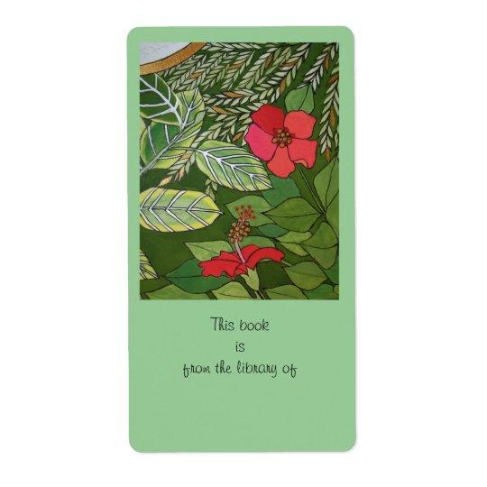 Rose der Sharon-Dschungelbuchplatte