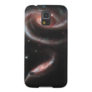 Rosen-Galaxie Galaxy S5 Hülle