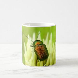 Rosen-Käfer-Wanzen-Tasse Tasse
