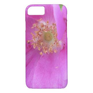 Rosen-rosa Strand-Pflaume iPhone 8/7 Hülle