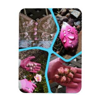 Rosen vom Garten Magnet
