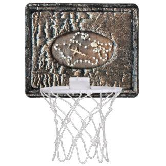 Rosenbeet Mini Basketball Ringe