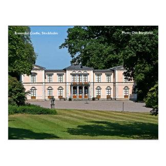 Rosendal Schloss, Stockholm, Foto… Postkarten
