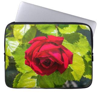 Rosenlaptophülse Laptop Sleeve