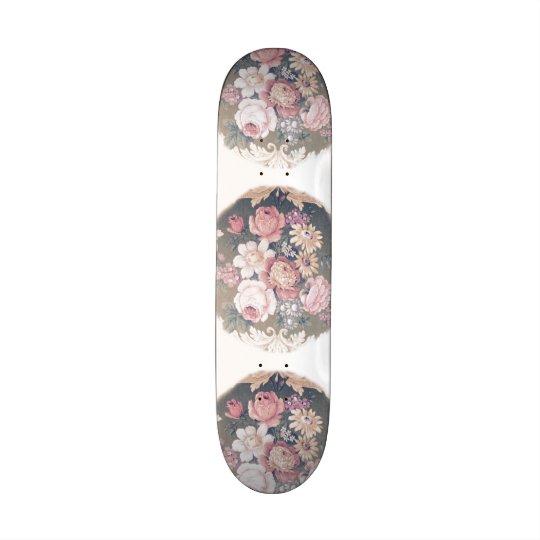Roses siradesign skateboarddeck