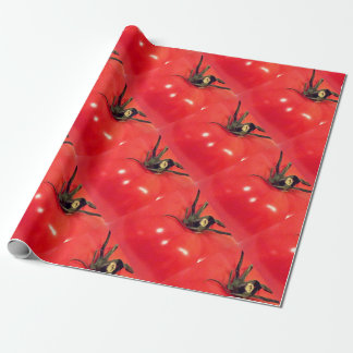 Rosige Tomate 4Alice Geschenkpapier