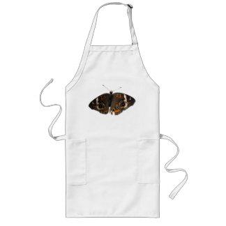 Rosskastanien-Schmetterlings-Schürze Lange Schürze