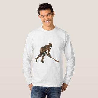 Rost Floorball langer Hülsen-T - Shirt