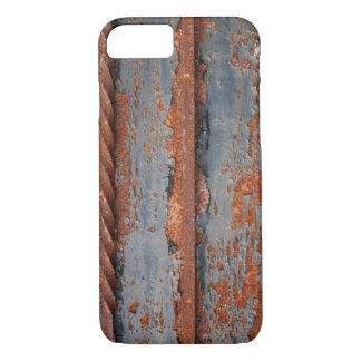 rostiger Artentwurf iPhone 7 schwerer Fall iPhone 8/7 Hülle