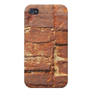 Rostiger Metalleffekt (nicht metallisches Produkt) iPhone 4 Cover