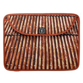 Rostiges Dach MacBook Pro Sleeves