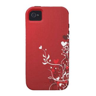Rot Vibe iPhone 4 Hüllen